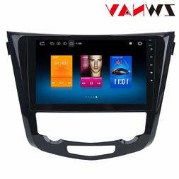 """10.2 """"Android 8.0 GPS Auto Radio Player for Nissan X-Trail Q"""