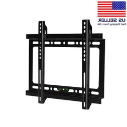 12 - 32 inch LED LCD Articulating Flat Fixed TV Wall Mount B