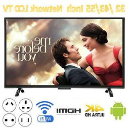 32/43/55 Inch HD Smart TV Smart LED TV HD Ready HDMI Curved