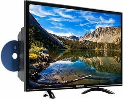 "Westinghouse 32"" 720p HD LED TV with Built-in DVD Player & H"