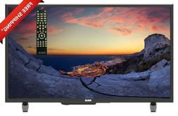 "LED HD TV 32"" Inch Flat Screen HDTV Wall Mountable USB HDMI"