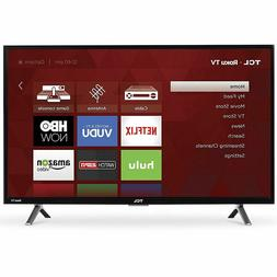 TCL 32-Inch 720p 60Hz Roku Smart LED HDTV with 3 x HDMI  | 3