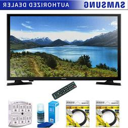 Samsung 32-Inch 720p LED TV 2015 Model UN32J4000 with Cleani