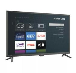 "Onn 32"" Inch Class 720P HD LED Roku Ultra Smart TV Wireless"