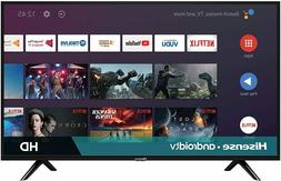 Hisense 32-Inch Class H55 Series Android Smart TV with Voice