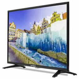 "Sceptre 32"" ""Inch HD 720P LED 60Hz TV 2017 with 2 HDMI, USB,"
