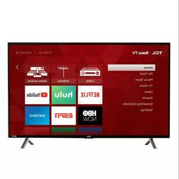 TCL 32 inch Roku Smart LED HDTV with 1080p & 60Hz Refresh Ra