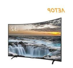 32 inch tv hd television android samrt tv curved with high q