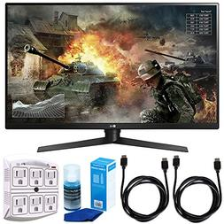 "LG 32GK850G-B 32"" Class QHD Gaming Monitor with G-SYNC  w/Ac"