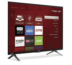 Tcl 32S305 32-Inch 720p Roku Smart LED TV 2017 Model