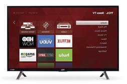 Tcl 32S305 32-Inch 720p Roku Smart LED TV Certified