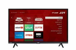 TCL 32S327 32-Inch 1080p Roku Smart LED TV 2018 Model Heavy-
