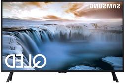 SAMSUNG Electronic Flat TV 32-inch QLED 4K Smart Home TV NEW