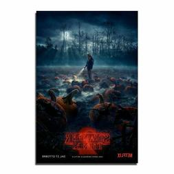 83353 Stranger Things 2 TV Series Picture Decor LAMINATED PO