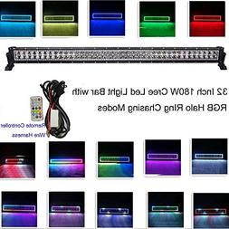 IOV LIGHT 2Years Warranty 32Inch 180W Cree Led Light Bar wit