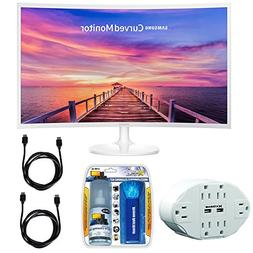 "Samsung CF391 Series 32"" LED Curved Monitor  with Xtreme 6 O"