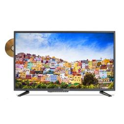 """32"""" Class FHD  LED TV  with Built-in DVD Plus 6ft Indoor 3-O"""