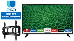 Vizio D32F-E1 D-Series 32 Class Full Array LED Smart TV   +