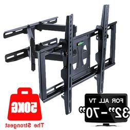 Deluxe Cantilever TV Wall Mount Adjustable Extension Arms Sw