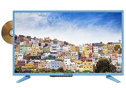 "Sceptre E328LD-SR 32"" 720p LED TV, Vivid Blue"