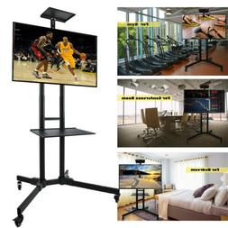 fits 32 to 70 inch TV Cart for LCD LED Plasma Flat Panel Sta