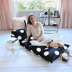 Butterfly Craze Floor Lounger Cover – Inflatable Air Bed,