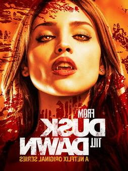 From Dusk Till Dawn Tv Series Awesome 2014 Giant Wall Print