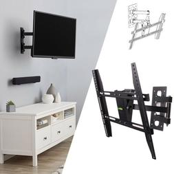 Full Motion Extension Arm Swivel TV Wall Mount Brack For Ele