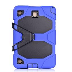 Galaxy Tab A 8.0 Case with Screen Protector, Jeccy Full-body