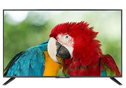 "Komodo by Sceptre 43"" LED HDTV 3X HDMI 2.0 HDCP 2.2, Metal B"