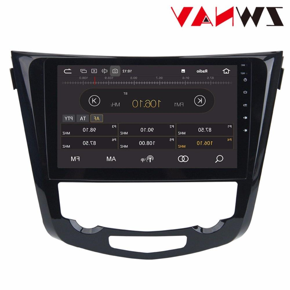 10.2 Auto for Nissan X-Trail 2013-2018 GB autostereo