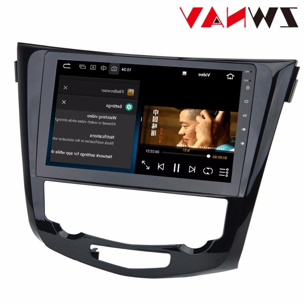 "10.2 ""Android 8.0 GPS Auto Nissan con Core GB + <font><b>32</b></font> autostereo"
