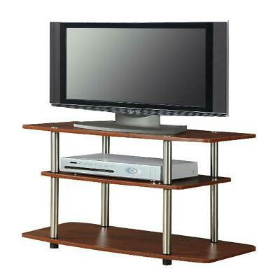 3-Tier Cherry Stand Home