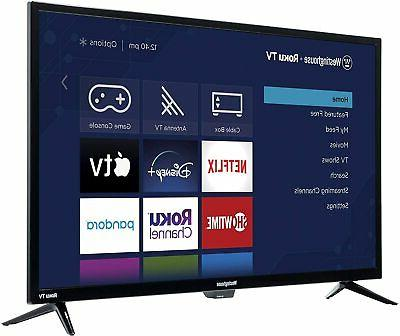 32 720p hd led roku smart tv