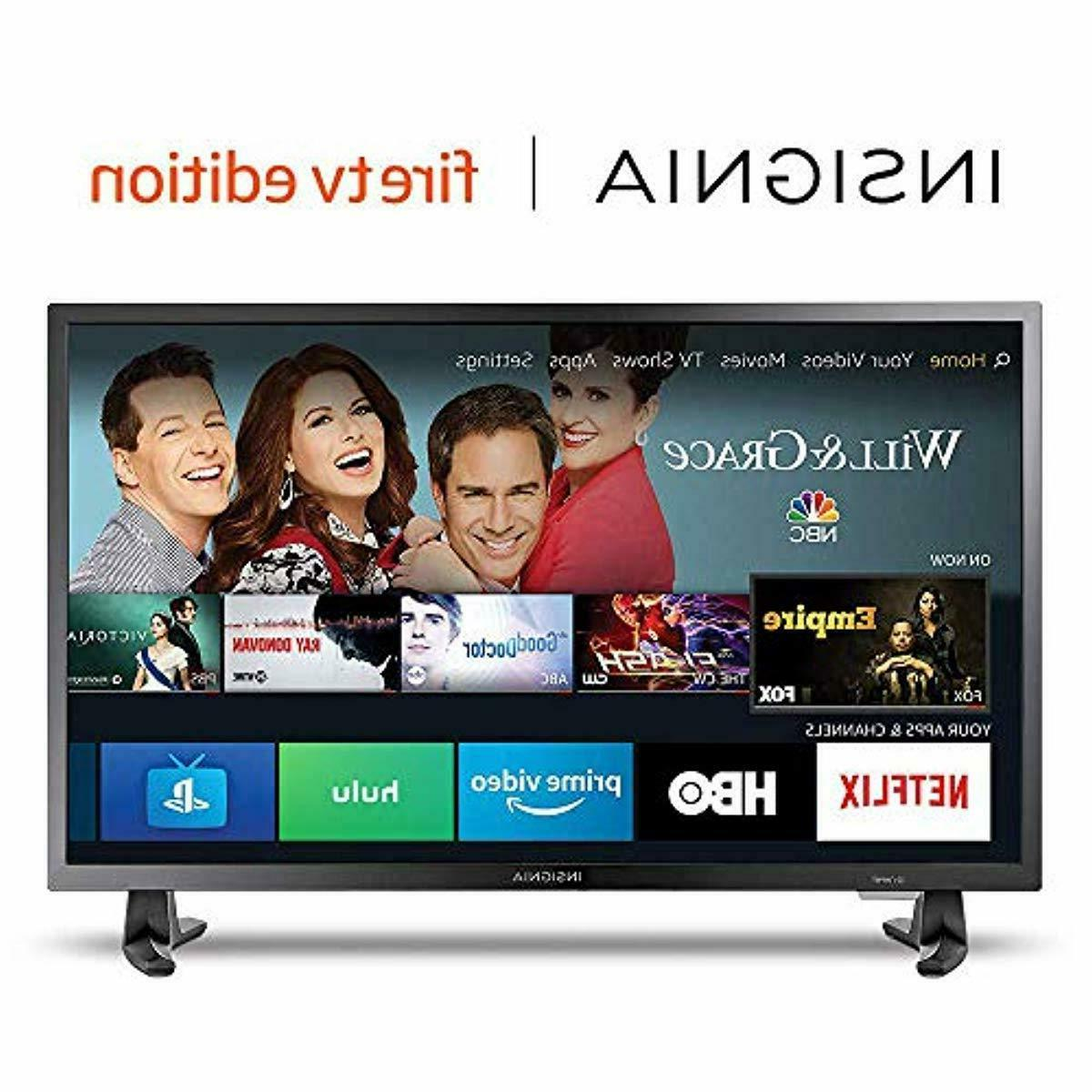 "Insignia 32"" HD Smart LED Fire TV Edition 32-inch"