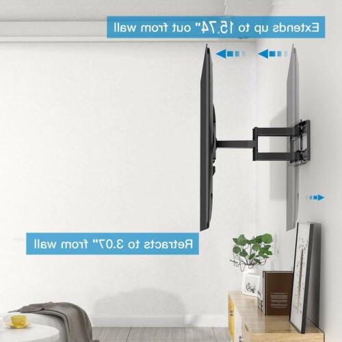 """32-85"""" Wall Mount Full Swith Swivel Arms"""