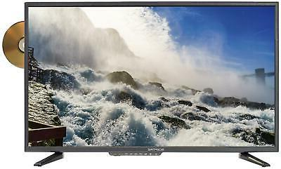 """Sceptre 32"""" Class 720P HD LED TV with Built-in DVD Player Co"""