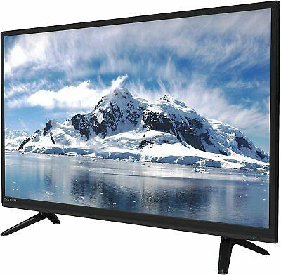 """ATYME 32"""" HD LED TV in DVD Player"""