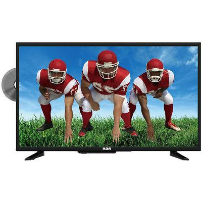 32 inch hd led tv with built