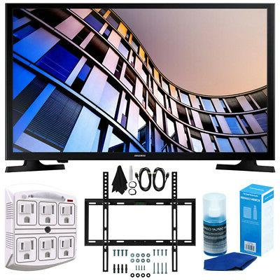 Samsung 32-Inch 720p Smart LED TV  + Wall Mounting Bundle
