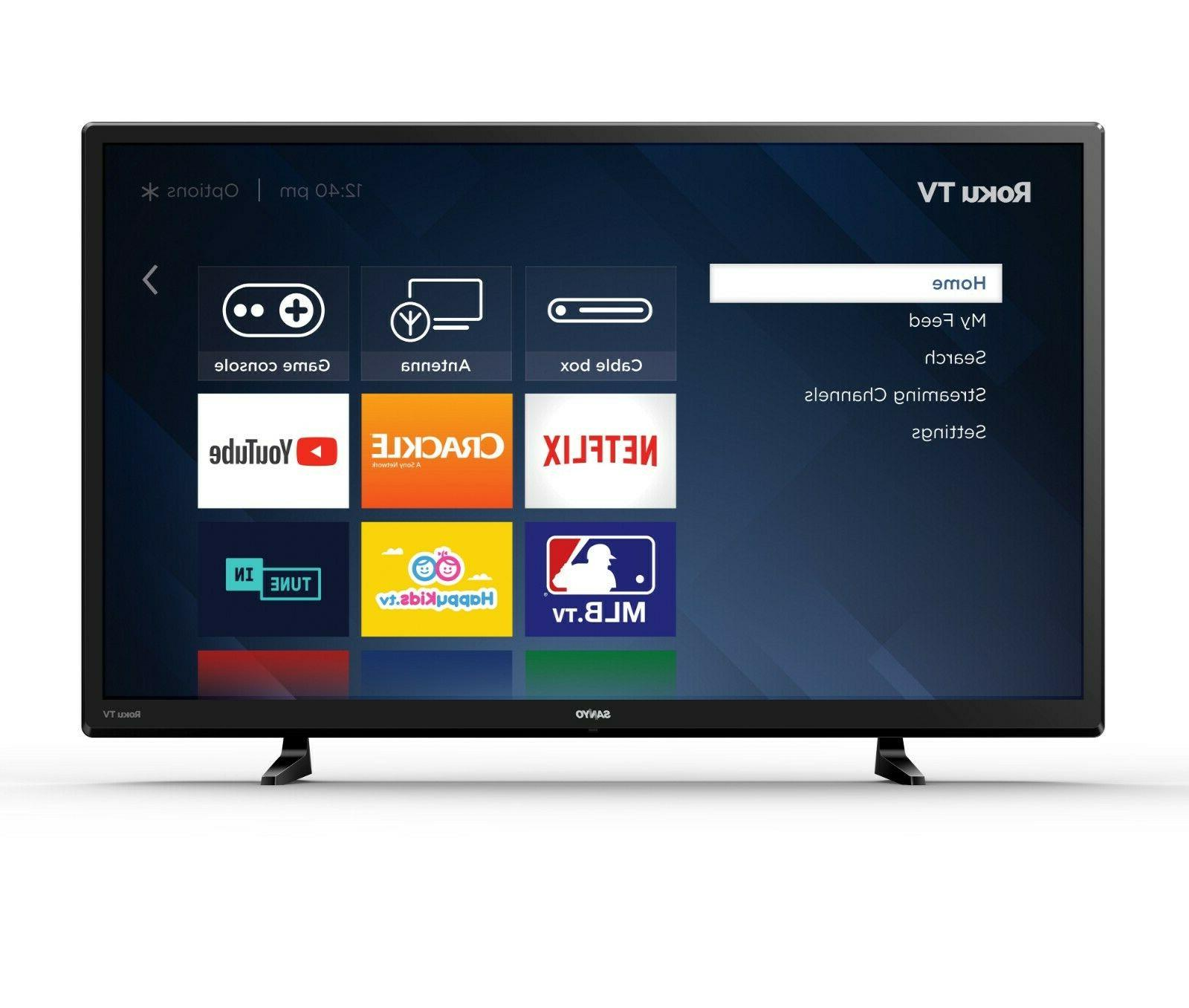 32 inch 720p smart roku led tv