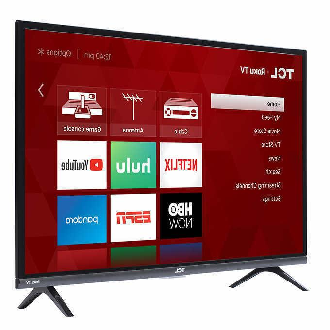 "TCL 32"" Inch 1080p ROKU LCD TV 32S323"
