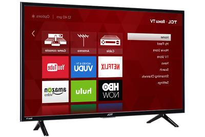 TCL 32 inch HD 720P LED TV HDMI Home