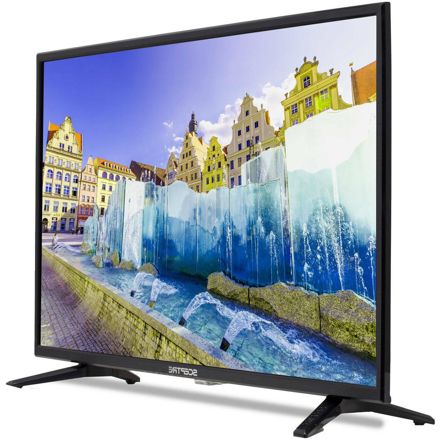 "32"" Inch TV Screen Wall Mountable Monitor HDTV Teen"