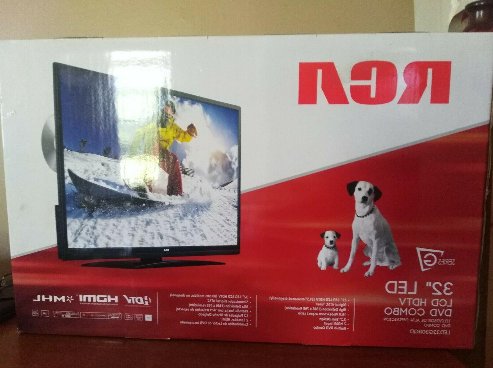 RCA 32 LED HDTV Condition Unopened never used