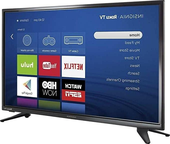 """32""""Inch 1080P High LED with 3 HDMI USB Insignia TV"""