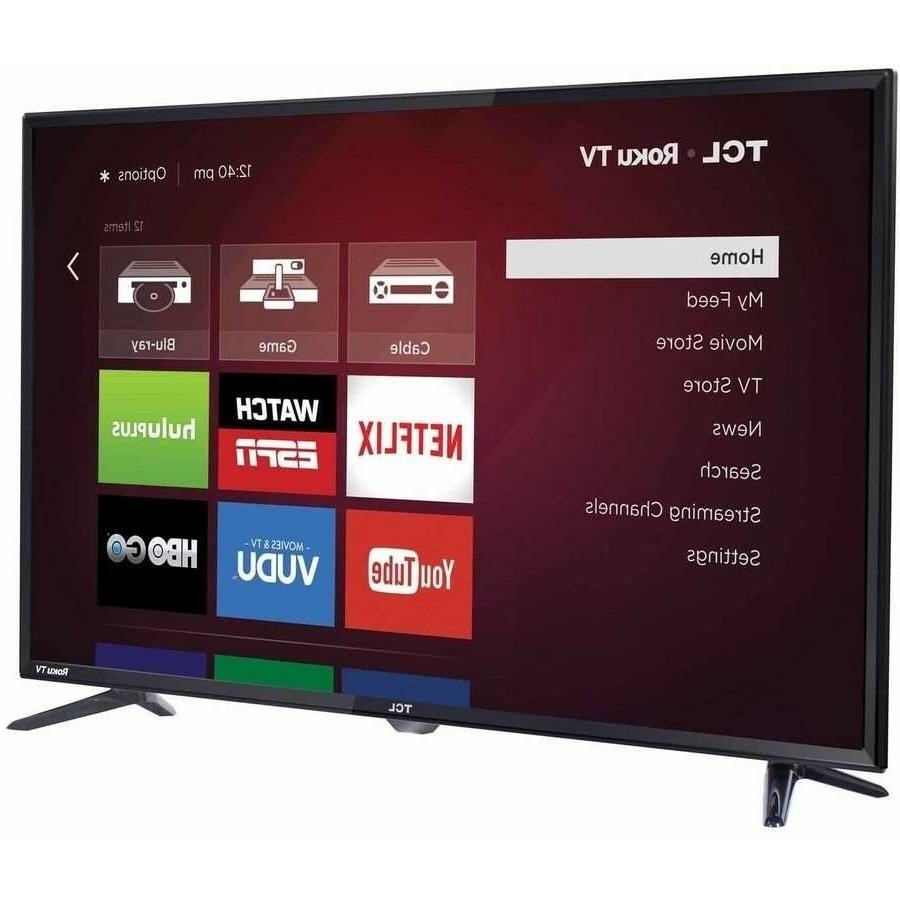 "TCL  32inch"" 720p Roku Smart LED Television"