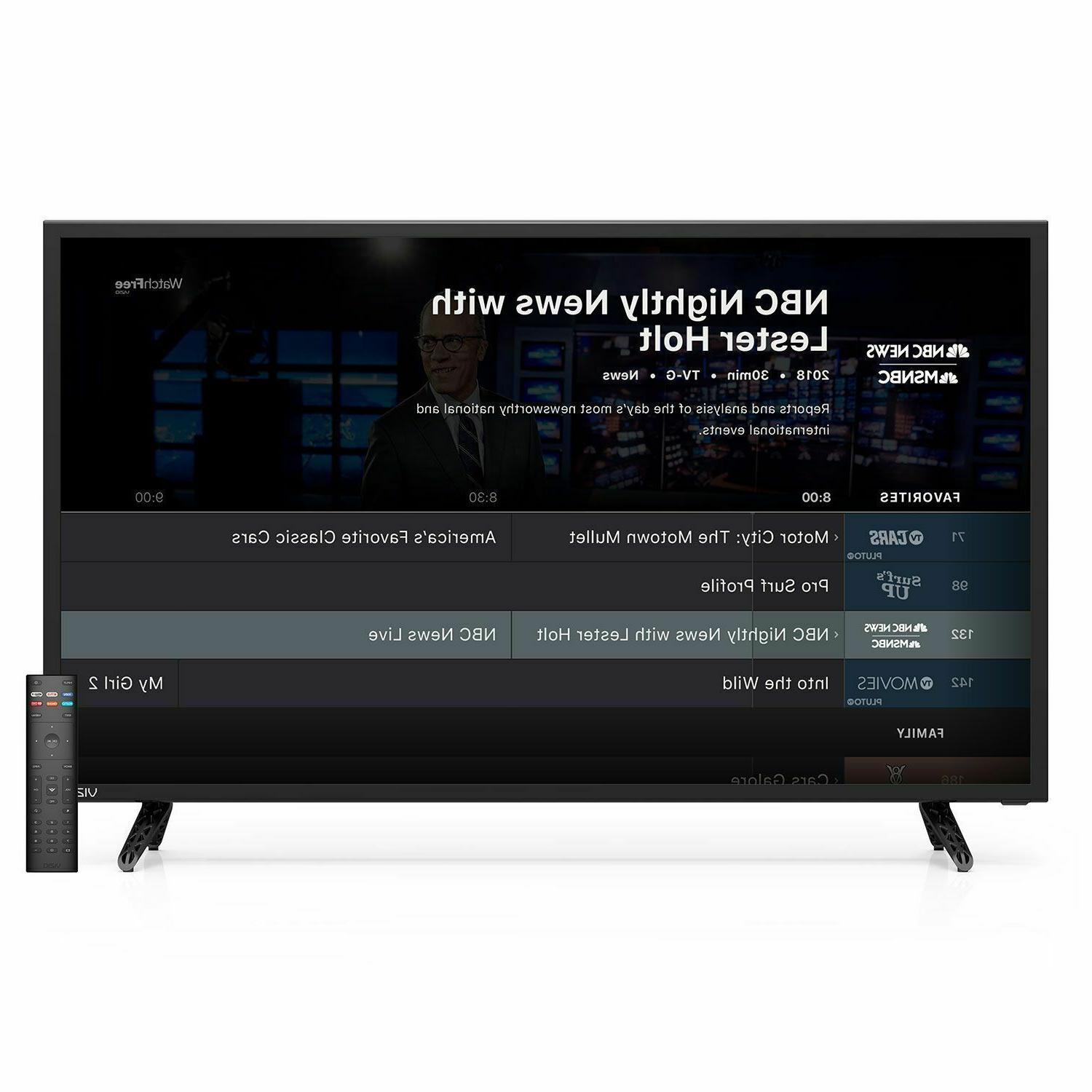 32inch VIZIO LED 1080p HDTV with Wi-Fi built-in