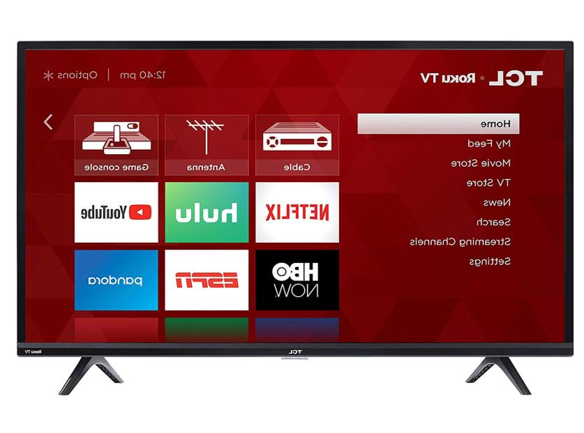 TCL 40S325 32-40-43-49 1080p Smart LED in movies