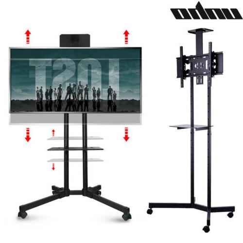 "32-70"" Adjustable TV Stand Universal Flat Screen"